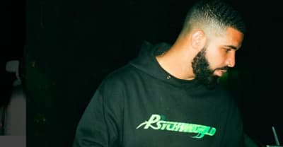 Drake's Scorpion  is spending its fourth week at number one