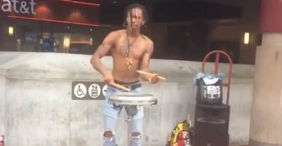 """You Need To Watch This Street Drummer Go In Over Desiigner's """"Tiimmy Turner"""""""