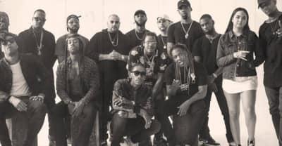 Wiz Khalifa's Taylor Gang Shares TGOD Volume 1 Mixtape