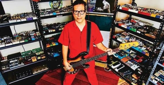 Juan Alderete, bassist for Mars Volta and Marilyn Manson, suffers brain injury after bike accident