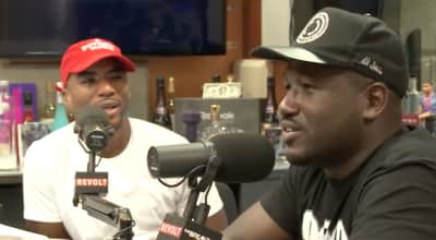 Hannibal Buress Remembers Getting Scolded By Jay Z And Beyoncé On The Breakfast Club