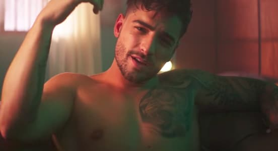 Maluma released three new songs in the short film X