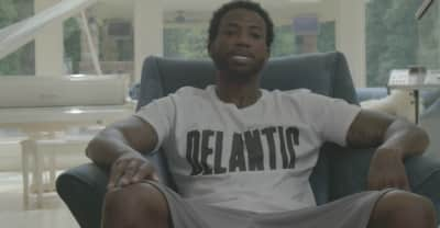 Gucci Mane is launching his clothing line DELANTIC