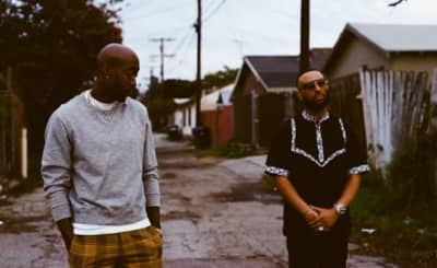 "Freddie Gibbs and Madlib announce new album Bandana, share ""Crime Pays"""