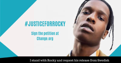 Over 300,000 sign #JusticeForRocky petition