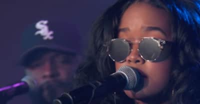 "Watch H.E.R. perform ""Fate"" on Jimmy Kimmel Live!"