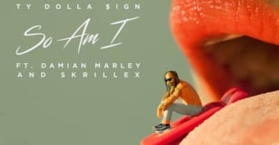 "Ty Dolla $ign Releases ""So Am I"" With Damian Marley, Skrillex"