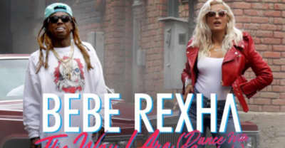 "Watch Bebe Rexha's Music Video For ""The Way I Are (Dance With Somebody)"" Featuring Lil Wayne"