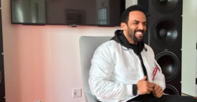 "Craig David Returns To His U.K. Garage Roots On New Single ""One More Time"""
