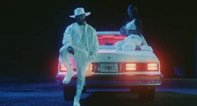 "Summer Walker and Usher link up in the ""Come Thru"" video"