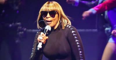 Mary J. Blige Gives A Few More Details About Her Kanye West Collaboration