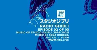 NTS Radio's Radio Ghibli Celebrates 30 Years of The Film Studio's Soundtracks