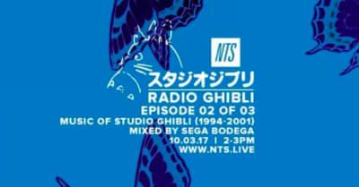 NTS Radio's Radio Ghibli Celebrates 30 Years of The Film Studio's Soundtracks