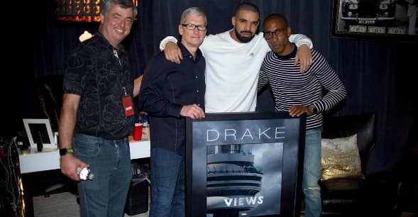 Drake's Views Has Been Streamed Over One Billion Times On Apple Music