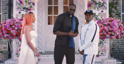 "Big Shaq takes off his jacket in new video ""Man Don't Dance"""