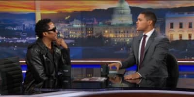 Watch Q-Tip Explain The Inspirations Behind A Tribe Called Quest's Final Album On The Daily Show