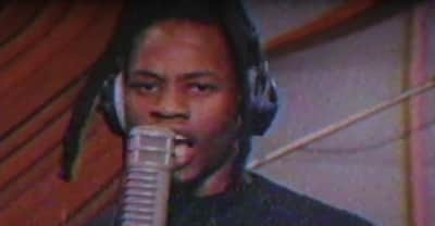 "Denzel Curry And BADBADNOTGOOD's ""Ultimate"" Video Is A Kaleidoscopic Studio Jam Session"