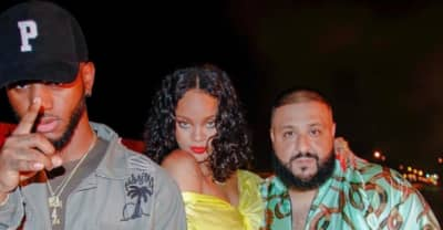 DJ Khaled Teases Music Videos With Rihanna, Bryson Tiller, Nas, And Travis Scott