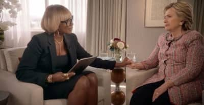 This Is The Song That Mary J. Blige Sings To Hillary Clinton During Their Interview
