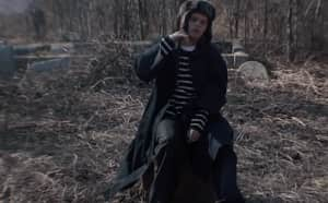 """Watch Bladee and Yung Lean's video for """"Lordship"""""""