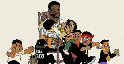 "The Artist Behind Gucci Mane's ""All My Children"" Cover Art Explains His Work"