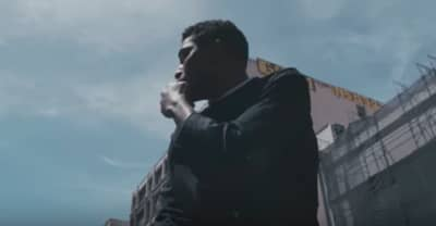 "Gallant and Saba Slip In And Out Of City Silhouettes In ""Bourbon"" Video"