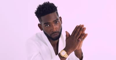 "Tinie Tempah Gets Caught Out By Tinashe On His New Single ""Text From Your Ex"""