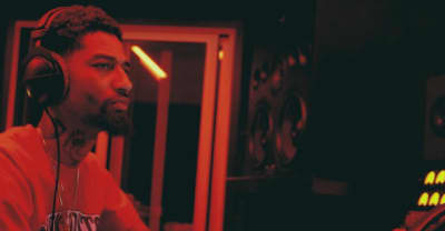 """PnB Rock Shares """"Bet On It"""""""
