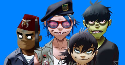 Super Deluxe Edition Of Gorillaz's Humanz To Include New Songs With Little Simz, Kali Uchis