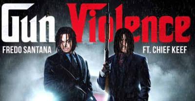"Fredo Santana And Chief Keef Reunite On The Brutal ""Gun Violence"""