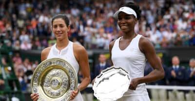 Gabriñe Muguruza Beats Venus Williams For Wimbledon Title