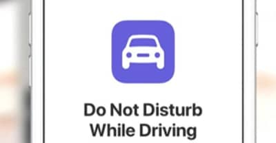 Your iPhone Will Soon Be Able To Sense When You're Driving And Disable Notifications