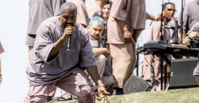 """Report: Kanye West's Yeezy Gap collection """"on track"""" to debut in June"""