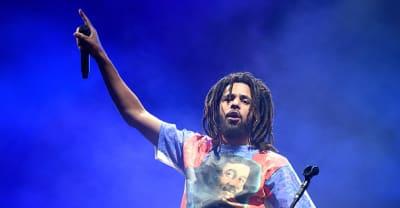 J. Cole's The Off-Season debuts at No. 1