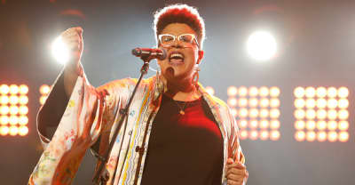 """Brittany Howard shares cover of Jackie Wilson's """"(Your Love Keeps Lifting Me) Higher And Higher"""""""