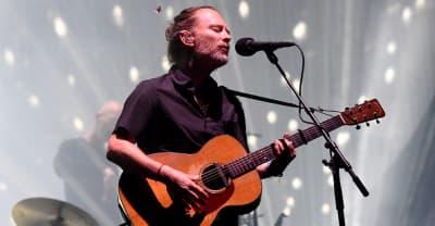 "Thom Yorke shares haunting new remix of Radiohead's ""Creep"""