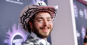 """Watch Post Malone's new video """"Motley Crew"""""""