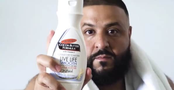 Watch DJ Khaled's Ridiculous Commercials For Palmer's Cocoa Butter