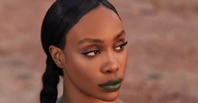 SZA is modelling for Fenty Beauty