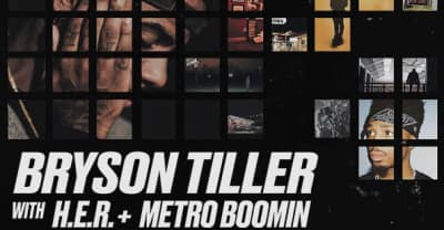 Bryson Tiller Announces Set It Off Tour With Metro Boomin And H.E.R.