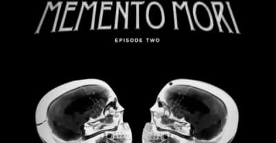 "The Weeknd played a ""Try Me"" remix on Memento Mori radio"