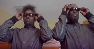 "T-Speed & 5upamanHoe Are The New Men in Black In Their ""Sleep"" Video"