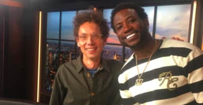 Watch Gucci Mane discuss his time in prison with Malcolm Gladwell