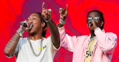 Young Thug and Future are dropping a new collaboration tonight