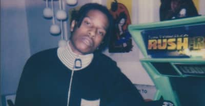 A$AP Rocky Collaborates With J.W. Anderson On New Collection