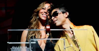 Mariah Carey Holds Moment Of Silence For Prince At Her Concert In Paris