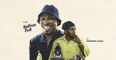 "Anderson .Paak and Kendrick Lamar team up for ""Tints"""