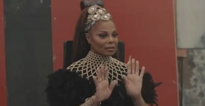 """Janet Jackson shares homage to Michael's """"Remember The Time"""" video"""
