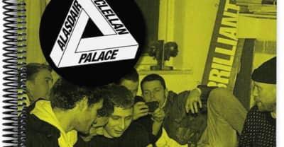 Palace Is Releasing A Book