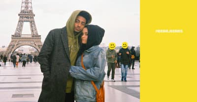 "Aminé And Kehlani Come Together On ""Heebiejeebies"""